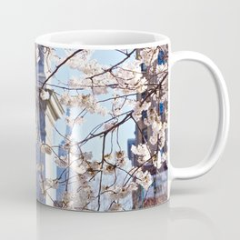 Beginning to bloom NYC Coffee Mug