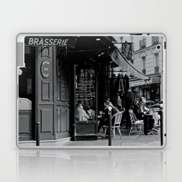 At the Brasserie Laptop & iPad Skin