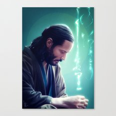 I will search for you Canvas Print