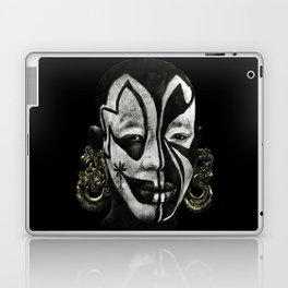 African beauty Laptop & iPad Skin