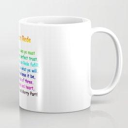 The Wiccan Rede Coffee Mug
