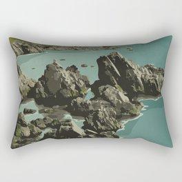 Dungeon Provincial Park Rectangular Pillow
