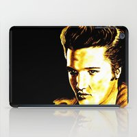 elvis presley iPad Cases featuring Elvis Presley by GittaG74