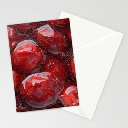 Cherry feast Stationery Cards