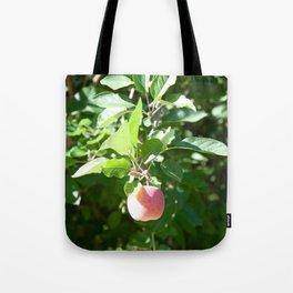Apple on a Tree Tote Bag