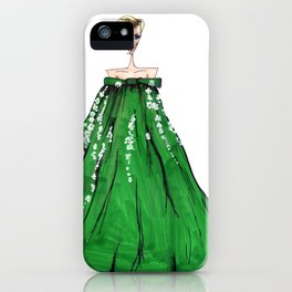 Gowns iPhone Case