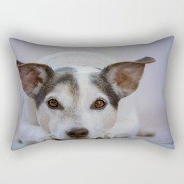 J.R Terrier Rectangular Pillow