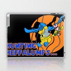 Bat Pooh! Laptop & iPad Skin