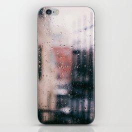 Rainy Day Dreams iPhone Skin