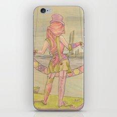 Steampunk Marionette iPhone & iPod Skin