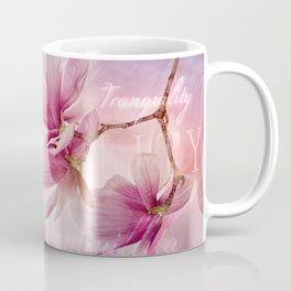 Tranquility - Magnolia Flower (Creative Collection) Coffee Mug