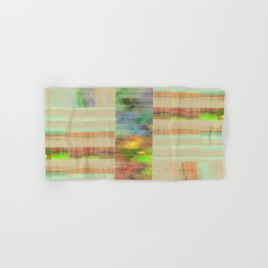 Abstract Pattern 5 Hand & Bath Towel