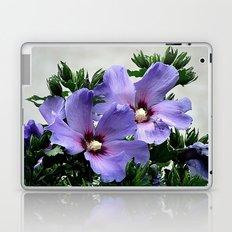 Hibiskus Laptop & iPad Skin