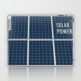 Solar Cell Panel Laptop & iPad Skin