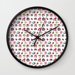 big G tribute  Wall Clock