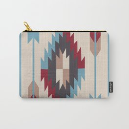 American Native Pattern No. 12 Carry-All Pouch