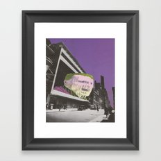 Dystrophy Framed Art Print