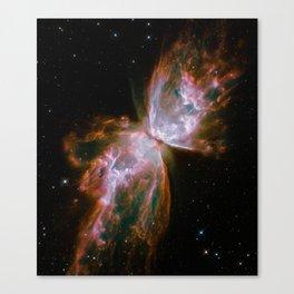 Space Photography - NASA Hubble Telescope Canvas Print