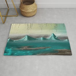 Whispering Mountains Rug
