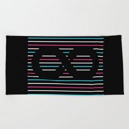 Transfinity Beach Towel