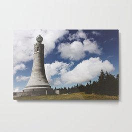 Mount Greylock III Metal Print