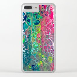 Cells - Opal Clear iPhone Case