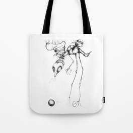 wondering Tote Bag