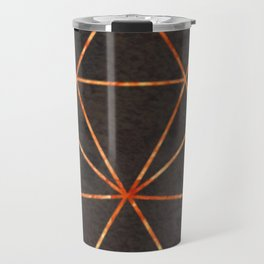 COPPER HEART Travel Mug