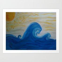 Untitiled - 9 Art Print
