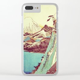 Rapture at Kunimata Clear iPhone Case