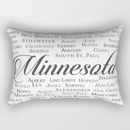 Minnesota Rectangular Pillow