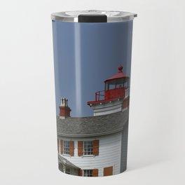 Yaquina Bay Ligthhouse Travel Mug