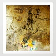 62 Art Print