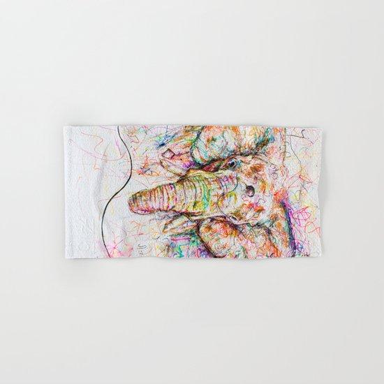 Elephant // Sananga Hand & Bath Towel