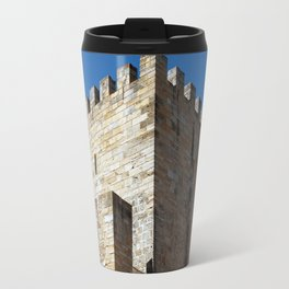 Lisbon Castle, Portugal Analog 6x6 Kodal Ektar 100 (RR 164) Travel Mug