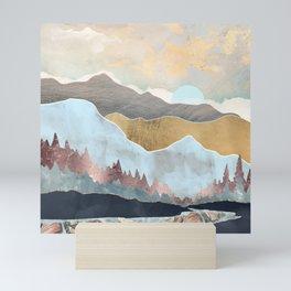 Winter Light Mini Art Print