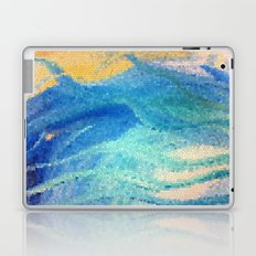 Beach Mosaic Laptop & iPad Skin
