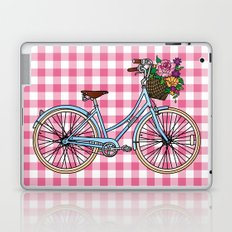 Her Bicycle Laptop & iPad Skin