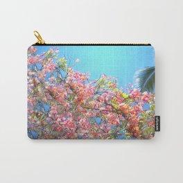 Waimea Blossoms Carry-All Pouch