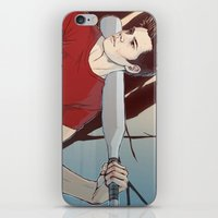 stiles iPhone & iPod Skins featuring stiles by kala