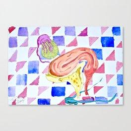 Green Eggs and Ham Canvas Print