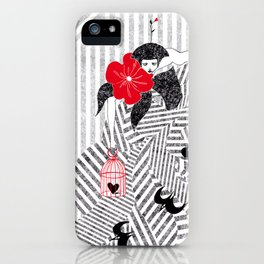 Lost Love iPhone Case