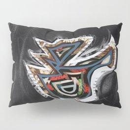 Inner Mask - Collage Pillow Sham