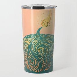 candle light Travel Mug