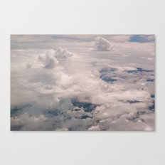 View of the sky Canvas Print