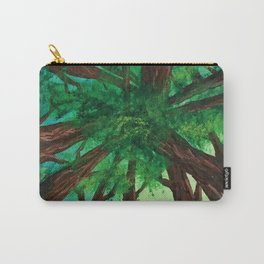 Upwards Forest Carry-All Pouch