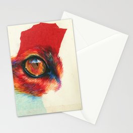 fox eye Stationery Cards