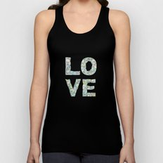 A Four Letter Word Unisex Tank Top