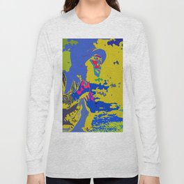Street Actor Long Sleeve T-shirt