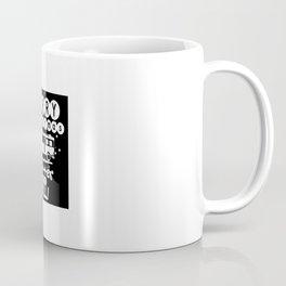 Merry Christmas Shitter Was Full Coffee Mug